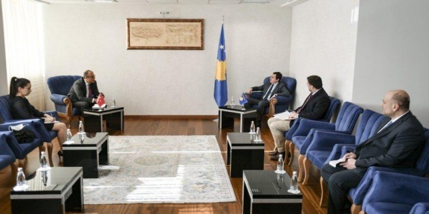 Kosova'dan Türkiye'ye Covid-19 yardımı için teşekkür