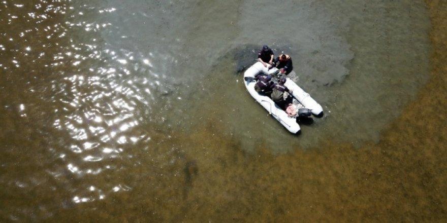 Drone tespit etti jandarma ele geçirdi