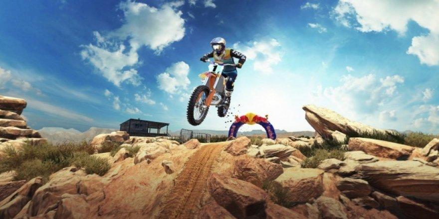 Oyunseverler, motokros heyecanını gerçek gibi yaşayacak
