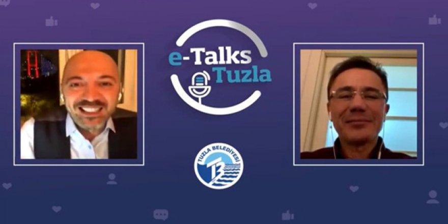 Ender Saraç, E-Talks Tuzla programına konuk oldu