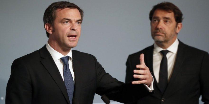 Fransa, sağlık alanındaki OHAL süresini 24 Temmuz'a uzatıyor
