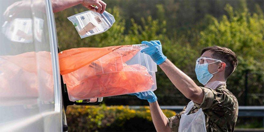 İngiltere'de 315 kişi daha hayatını kaybetti