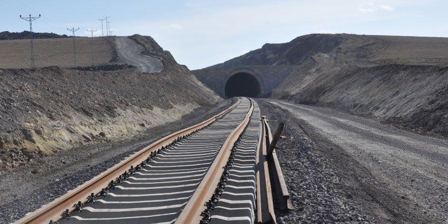 Dünyanın İzlediği Demiryolu Projesinde Sona Gelindi