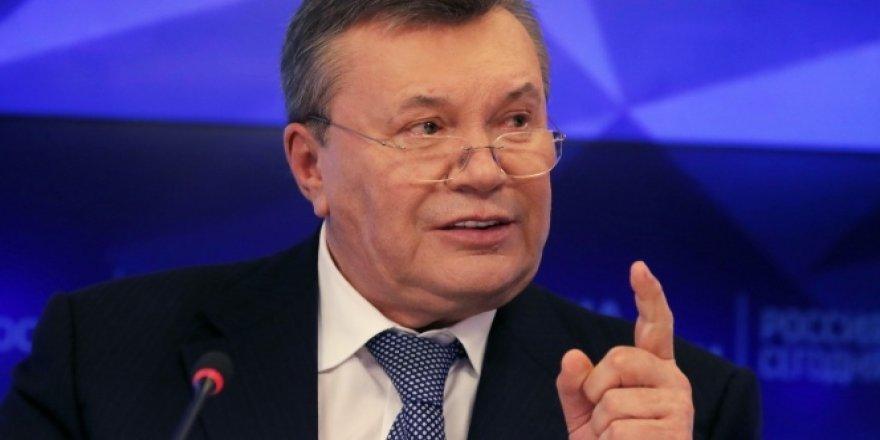 Ukrayna'nın eski Devlet Başkanı hakkında gözaltı kararı