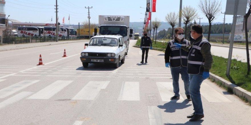 Samsun'a giriş ve çıkış yasağı 15 gün uzatıldı