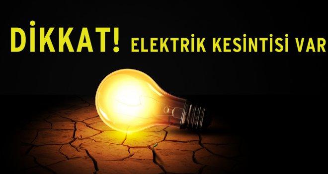 Kars´ta Elektrik Kesintisi!