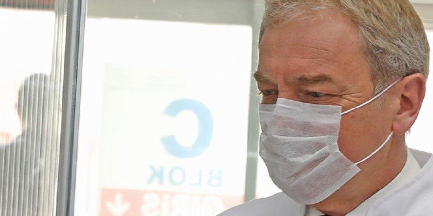 'Maskeyi süs gibi değil, burnumuzda açık kalmayacak şekilde kullanalım'