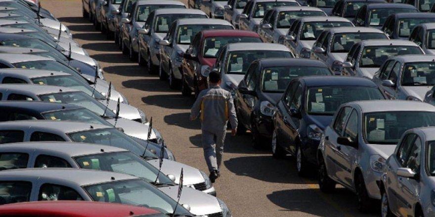 Avrupa otomotiv pazarı Nisan döneminde yüzde 26.3 arttı