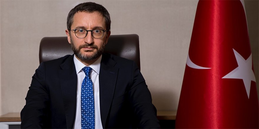 İletişim Başkanı Fahrettin Altun'dan Selçuk Bayraktara destek