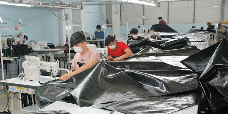 Tokat'tan Avrupa ülkelerine 1 milyon ceset torbası