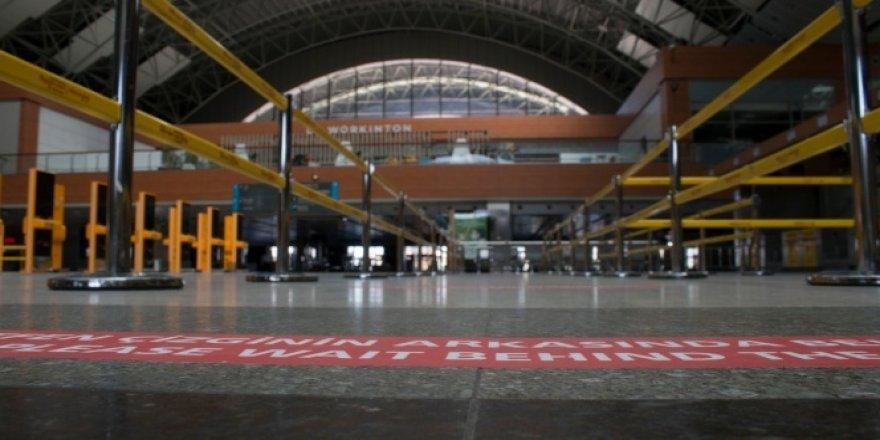 Sabiha Gökçen Havalimanı'nda yeniden uçuşlar için geri sayım başladı