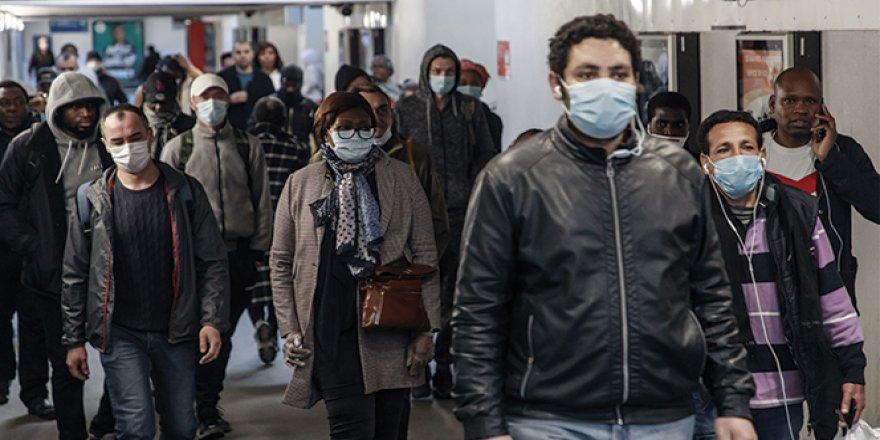 Fransa'da Nisan ayından bu yana en düşük ölüm oranı
