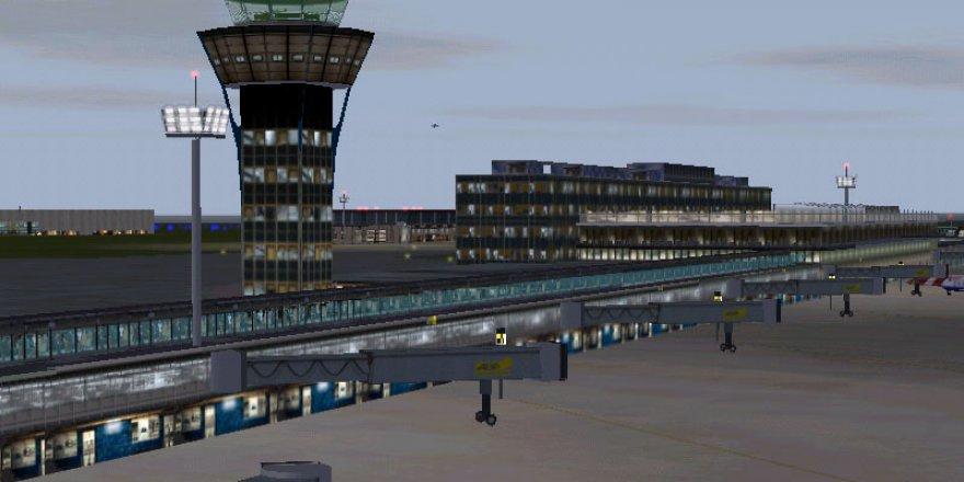 Paris'te Orly Havaalanı'nda silah sesleri