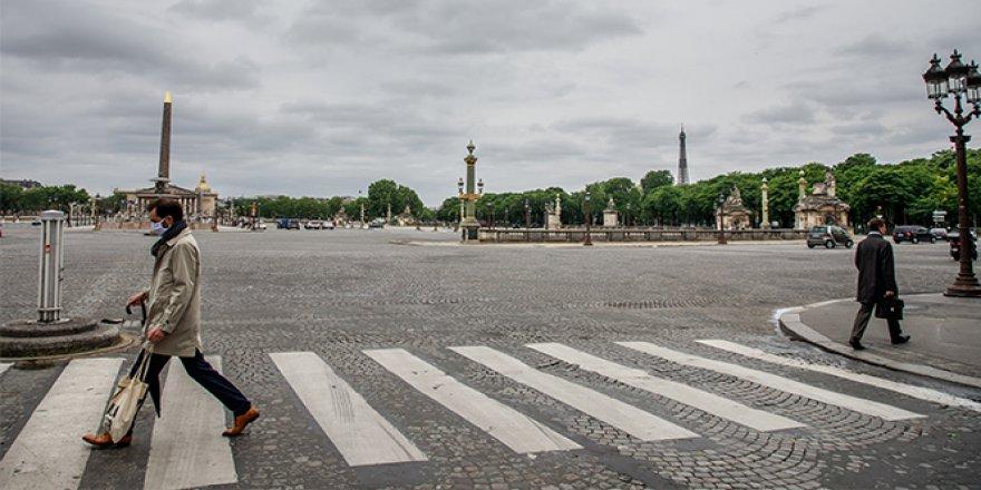 Paris'ten geriye sessizlik kaldı
