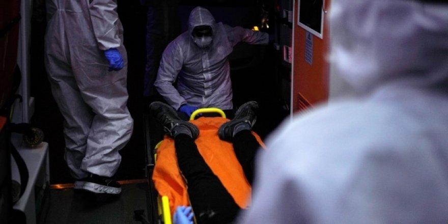 Koronavirüs vakalarına giden 112 Acil Servis ekiplerinin bir günü