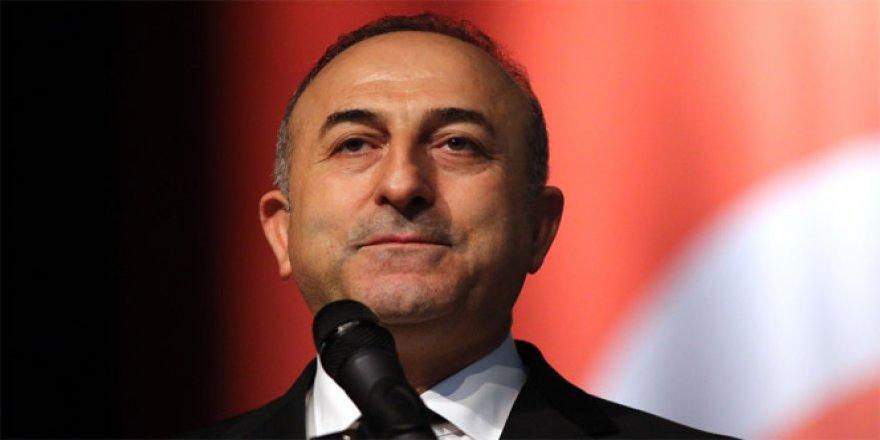 Bakan Çavuşoğlu: '80 ülkeye yardımda bulunduk'