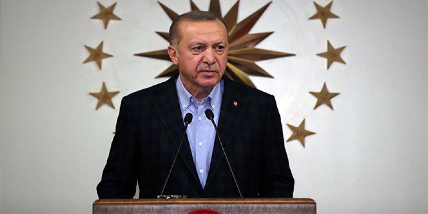 Cumhurbaşkanı Erdoğan'dan 'Dünya Çiftçiler Günü' paylaşımı