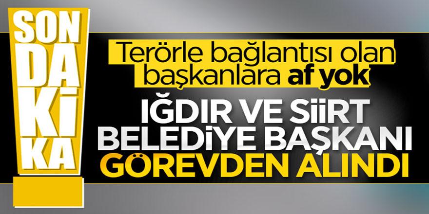 HDP'li belediyelere terör operasyonu