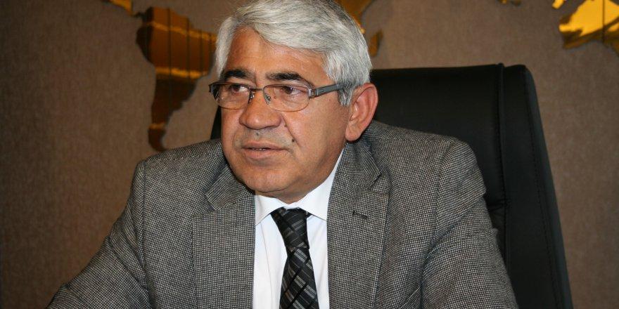 Başkan Murtaza Karaçanta'nın Regaip Kandili Mesajı