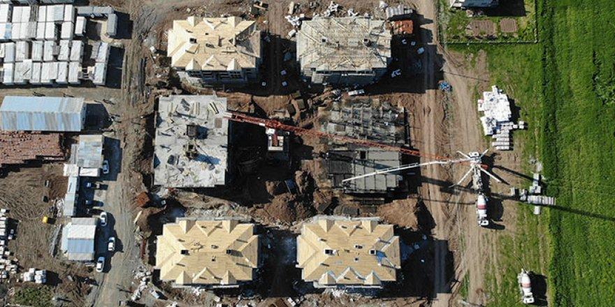 Depremin yaralarının sarıldığı Elazığ'da 8 bin konutun ihalesi yapıldı