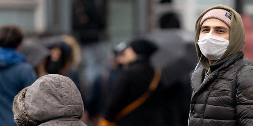 İzmir'de önemli caddelerde maske takmak artık zorunlu