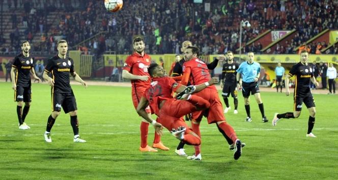 Eskişehirspor 4- 3 Galatasaray