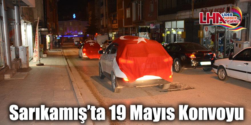 Sarıkamış'ta 19 Mayıs Konvoyu