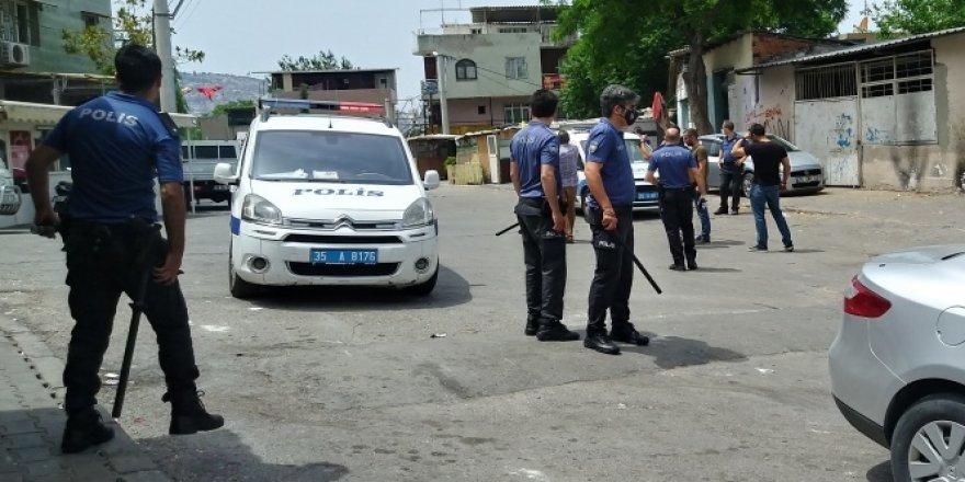 İzmir'de sessizliği silahlı çatışma bozdu