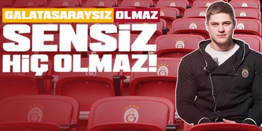 Galatasaray, taraftarların fotoğraflarını tribüne koyacak