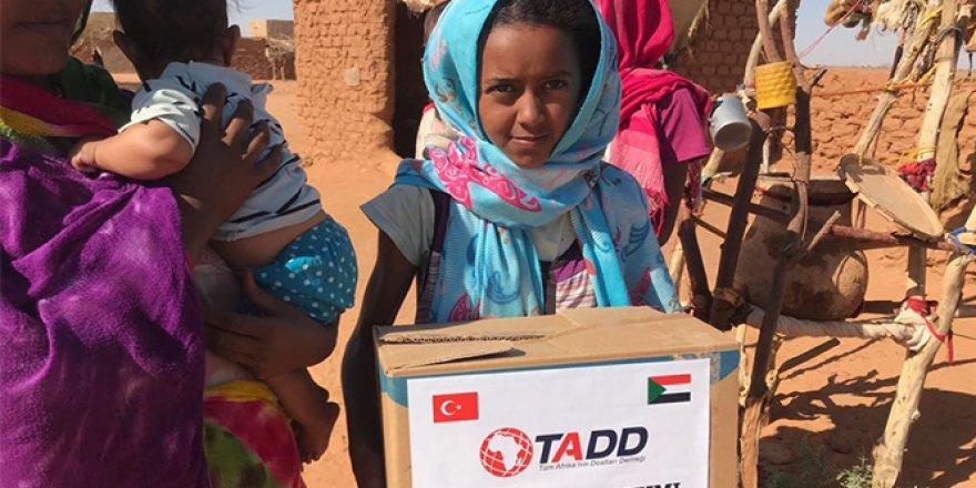 Gıda yardımlarıyla, Afrika'nın 'Tad'ını değiştirdiler