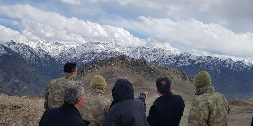 Erzurum-Kağızman-Iğdır karayoluna askeri üs kuruldu