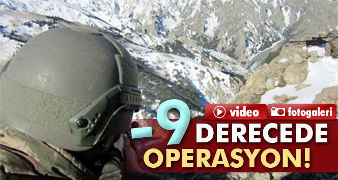 -9 derecede operasyon