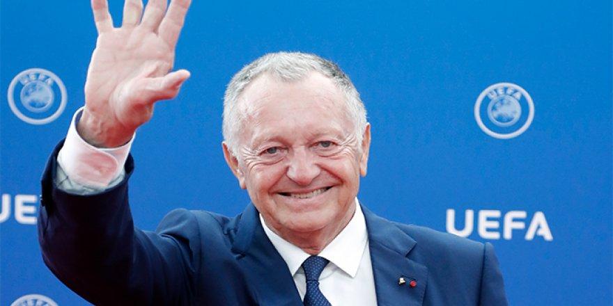Lyon Başkanı Aulas: 'Ligi iptal etmek aptalcaydı'