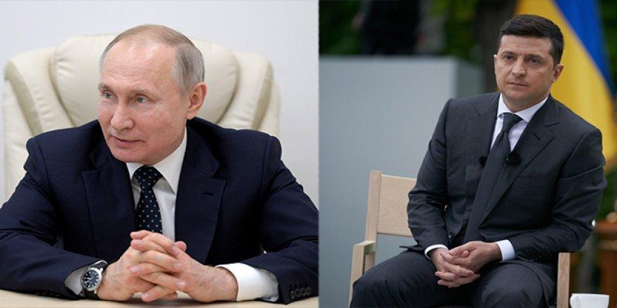 Putin ve Zelenskiy, Ramazan Bayramı'nı kutladı