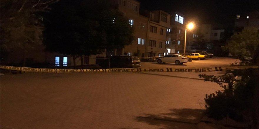 Siirt'te bir apartman korona virüs nedeni ile karantinaya alındı