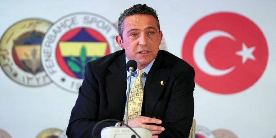 Fenerbahçe'de sanal bayramlaşma töreni yapıldı