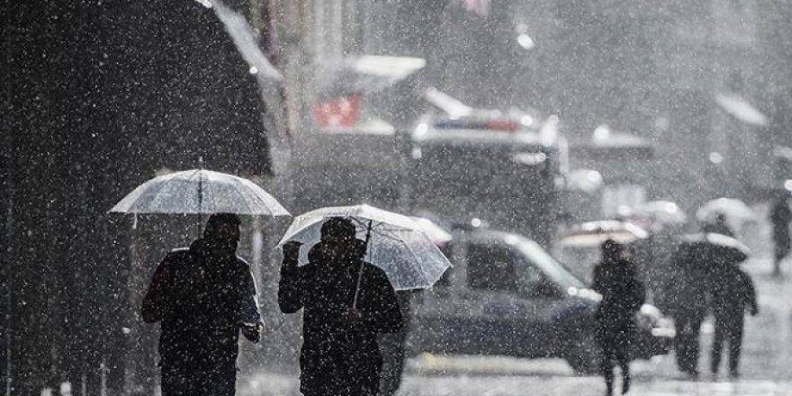 Meteoroloji'den yağış uyarısı! 27 Mayıs yurtta hava durumu