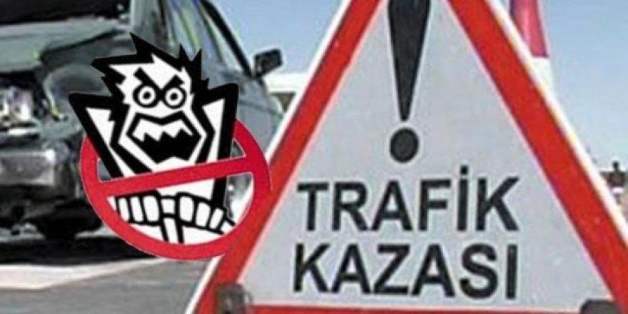 Kars'ta trafik kazasında bir kişi hayatını kaybetti