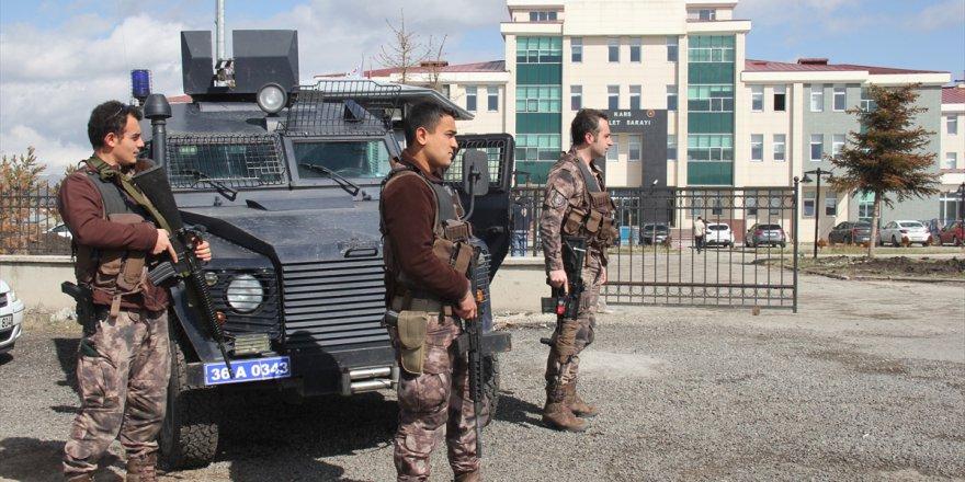 Kars'ta Cuntacılıkla Suçlanan Askeri Personel Hakim Karşısında
