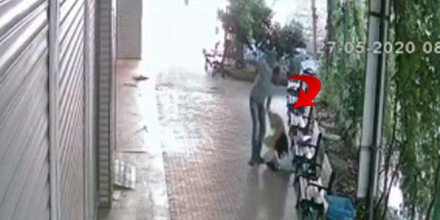Banka müdürü kadına saldırı!