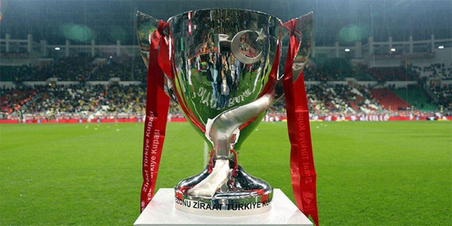 Ziraat Türkiye Kupası Yarı Final rövanş programı açıklandı