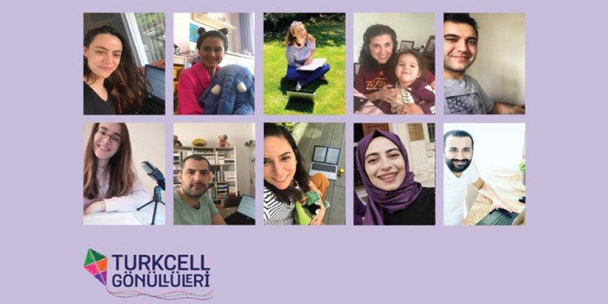 Turkcell Gönüllüleri'nden çocuklara 'Mutlu Masallar'