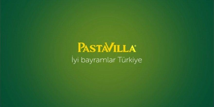 Pastavilla rakiplerinin bayramını kutladı
