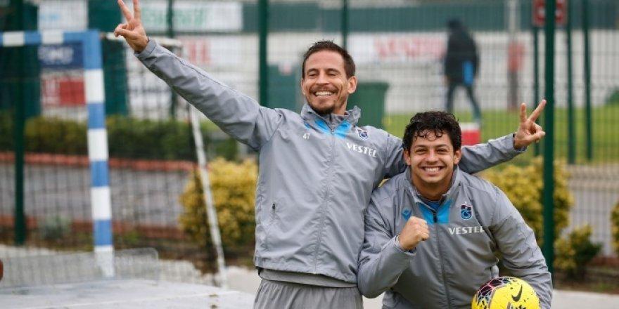Trabzonspor Pereira'nın sözleşmesini uzattı