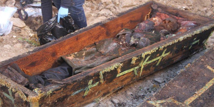 Ardahan'da inşaat kazısında cesedi bulunan kişinin kim olduğu araştırılıyor