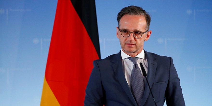 Alman Bakan Maas, Avrupa için seyahat uyarısını kaldırmak istiyor