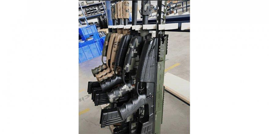 Yerli üretim silahları Alman ordusu kullanacak