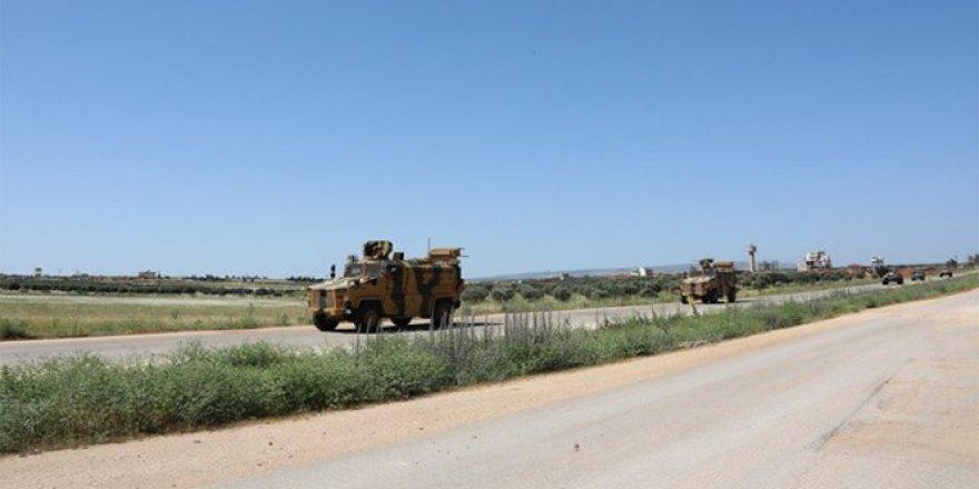 15'inci Türk-Rus Birleşik Kara Devriyesi M4 karayolunda yapıldı