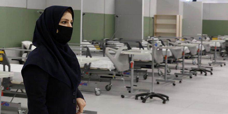 İran'da vaka sayısındaki artış devam ediyor