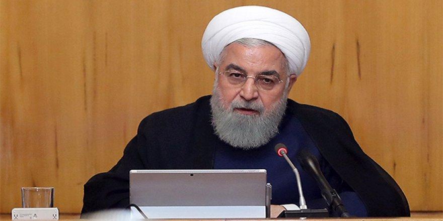 İran Cumhurbaşkanı Ruhani'den ABD'deki göstericilere destek